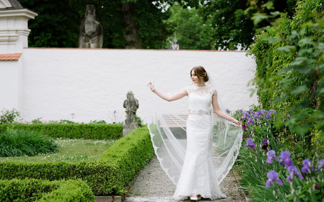 Schloss Neuburg am Inn // Wedding photographer