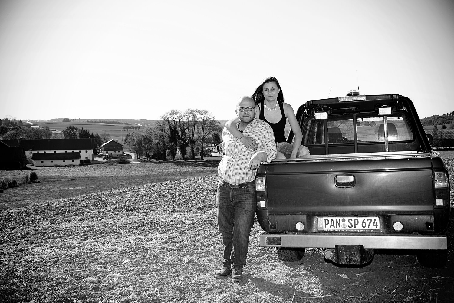 Martinstödling Engagement Session